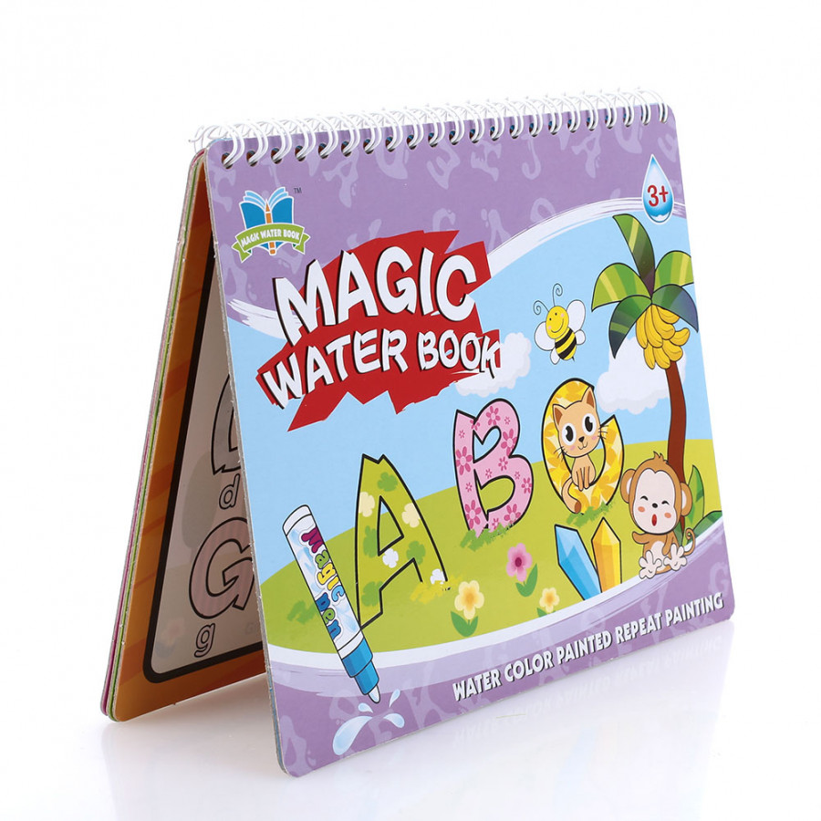 Magic Water Drawing Graffiti Paintings Cool Multicolor Paper Painting Decoration