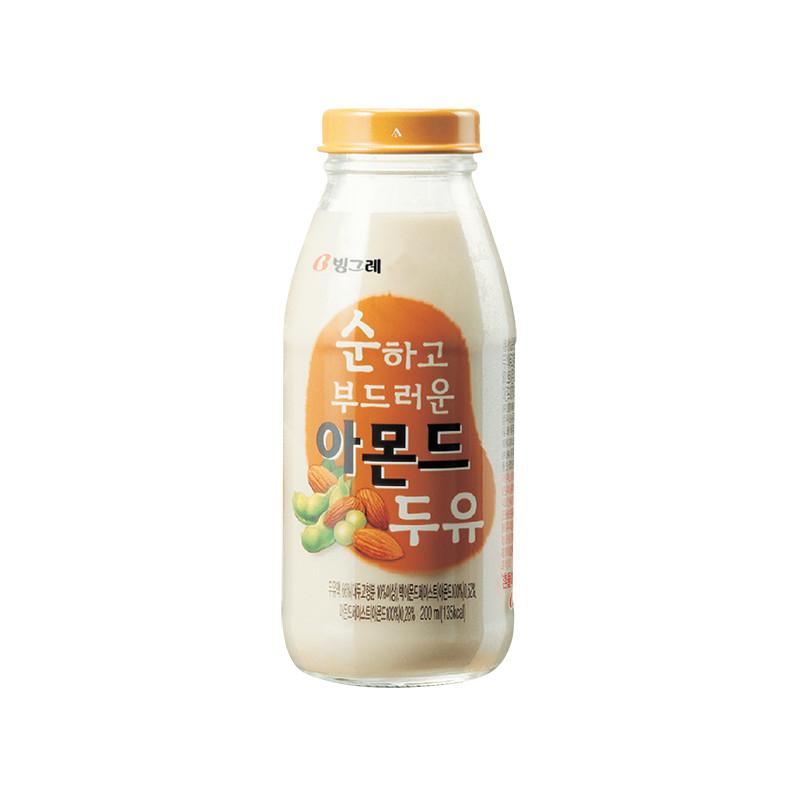 Sữa Đậu Nành Hạnh Nhân Soy Milk Almonds Binggrae - 1710799 , 7162743411420 , 62_11885652 , 32000 , Sua-Dau-Nanh-Hanh-Nhan-Soy-Milk-Almonds-Binggrae-62_11885652 , tiki.vn , Sữa Đậu Nành Hạnh Nhân Soy Milk Almonds Binggrae