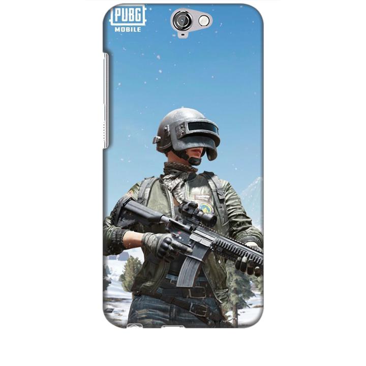 Ốp lưng dành cho điện thoại HTC A9 hinh PUBG Mẫu 02