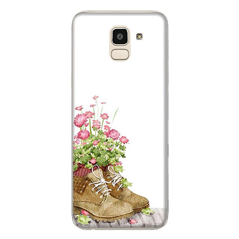 Ốp Lưng Dành Cho Samsung Galaxy J6 - Mẫu 32