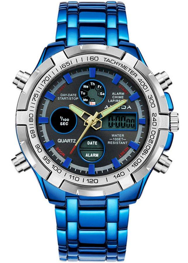 Đồng hồ AMUDA AM2002 đồng hồ kim kết hợp với led cực độc - 898099 , 5671297454071 , 62_4369807 , 700000 , Dong-ho-AMUDA-AM2002-dong-ho-kim-ket-hop-voi-led-cuc-doc-62_4369807 , tiki.vn , Đồng hồ AMUDA AM2002 đồng hồ kim kết hợp với led cực độc