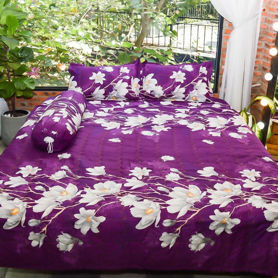 Bộ sản phẩm 5 món , đặc biệt chăn gối chần gòn vải cotton hoa P20 - 7313799 , 4449018662729 , 62_11027879 , 600000 , Bo-san-pham-5-mon-dac-biet-chan-goi-chan-gon-vai-cotton-hoa-P20-62_11027879 , tiki.vn , Bộ sản phẩm 5 món , đặc biệt chăn gối chần gòn vải cotton hoa P20