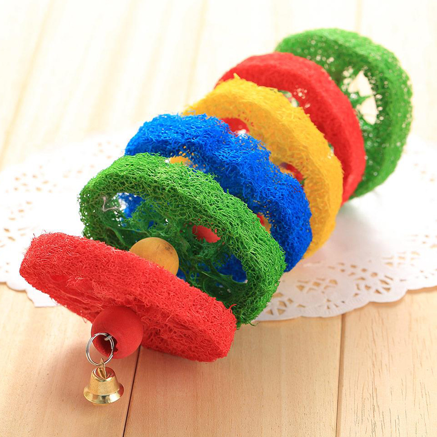 Parrot Cage BIRD TOY