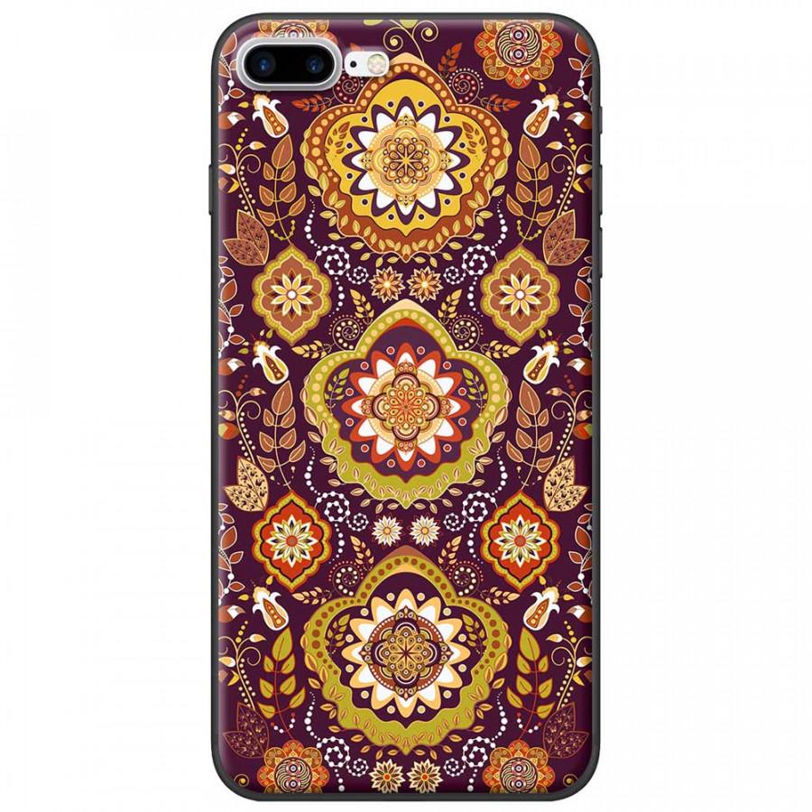 Ốp lưng  dành cho iPhone 7 Plus mẫu Họa tiết đồng tâm nâu - 18552323 , 6392308623963 , 62_20564019 , 150000 , Op-lung-danh-cho-iPhone-7-Plus-mau-Hoa-tiet-dong-tam-nau-62_20564019 , tiki.vn , Ốp lưng  dành cho iPhone 7 Plus mẫu Họa tiết đồng tâm nâu