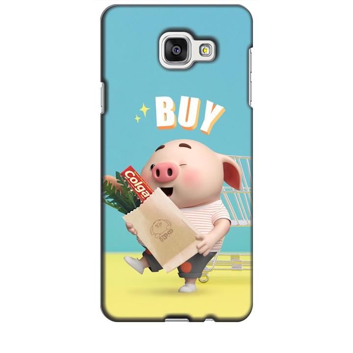 Ốp lưng dành cho điện thoại  SAMSUNG GALAXY A7 2016 Heo Con Mua Sắm
