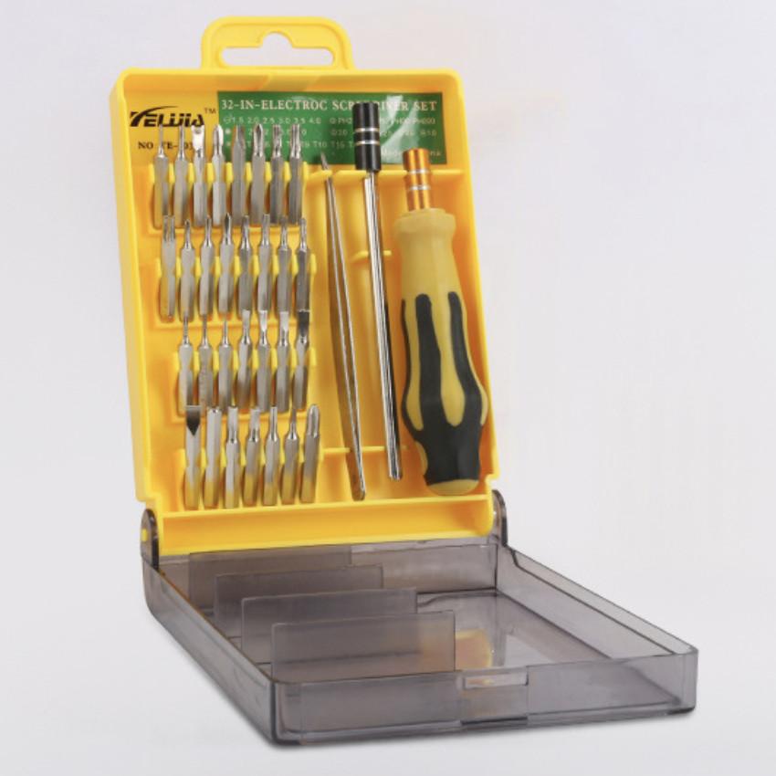 Bộ dụng cụ tua vít tháo lắp sửa chữa điện thoại điện thoại 32in1 - 9603354 , 1007937535093 , 62_17944879 , 69000 , Bo-dung-cu-tua-vit-thao-lap-sua-chua-dien-thoai-dien-thoai-32in1-62_17944879 , tiki.vn , Bộ dụng cụ tua vít tháo lắp sửa chữa điện thoại điện thoại 32in1