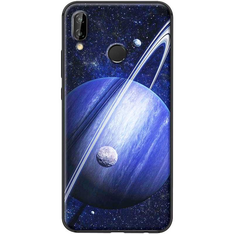 Ốp lưng dành cho  Huawei Nova 3i  mẫu Hành tinh xanh