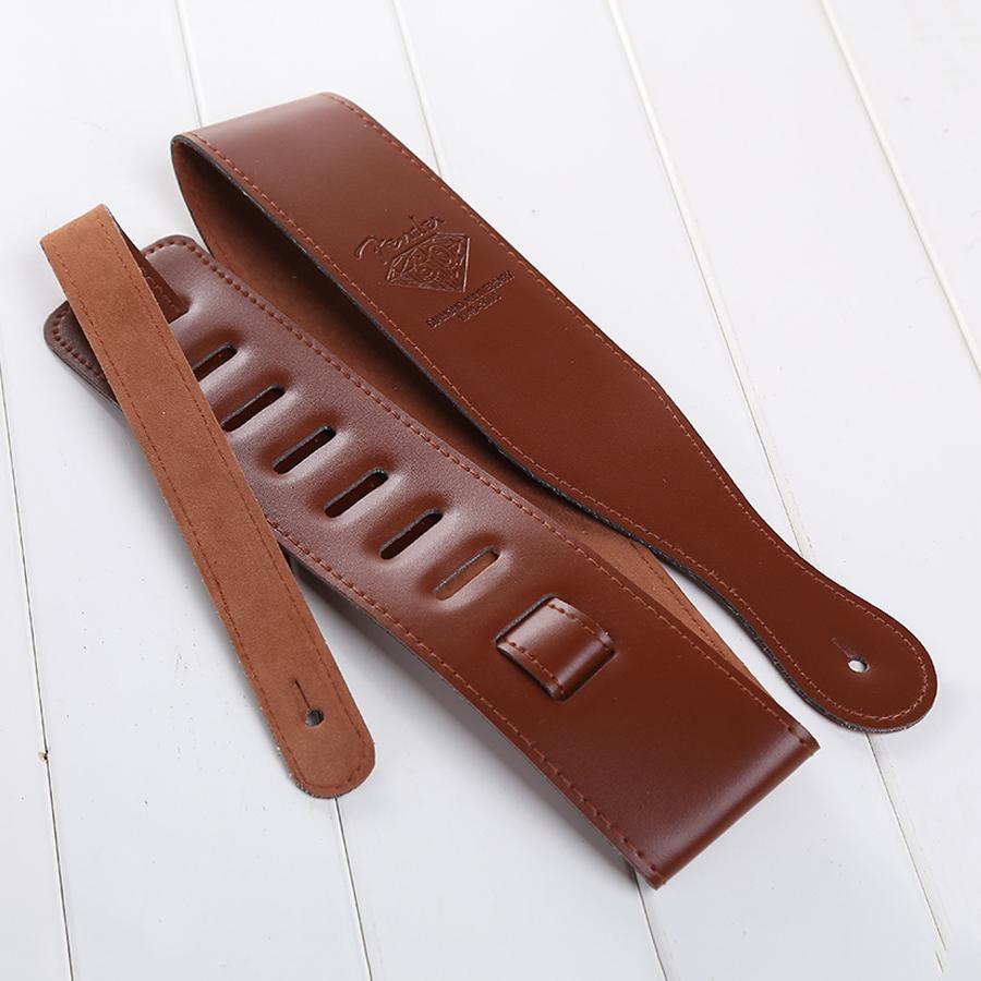 Braces Guitar Strap Unisex Leather Strap