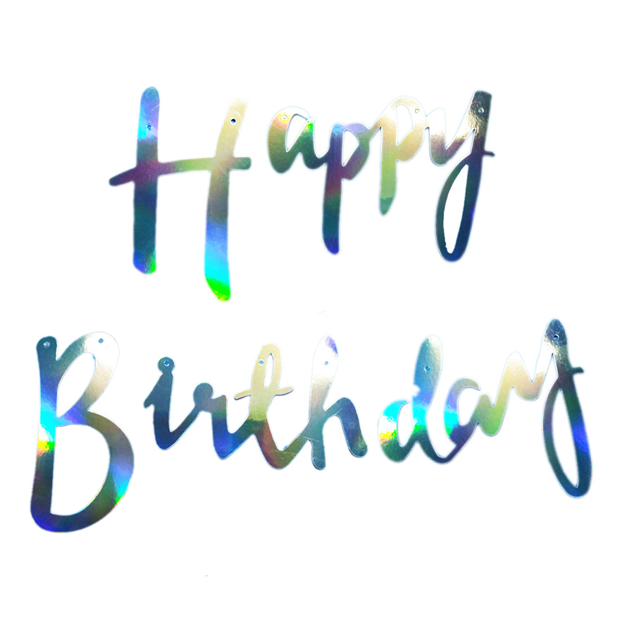 Dây chữ Happy Birthday nét kiểu - 1980266 , 3064555061197 , 62_2584871 , 85000 , Day-chu-Happy-Birthday-net-kieu-62_2584871 , tiki.vn , Dây chữ Happy Birthday nét kiểu