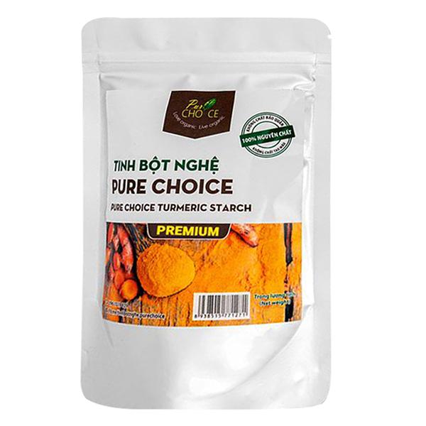 Tinh Bột Nghệ Pure Choice Premium (500g)
