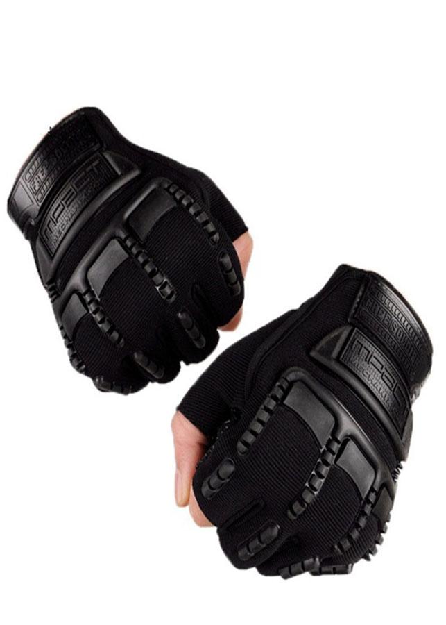 Găng tay tập gym, găng tay xe đạp GTTG04