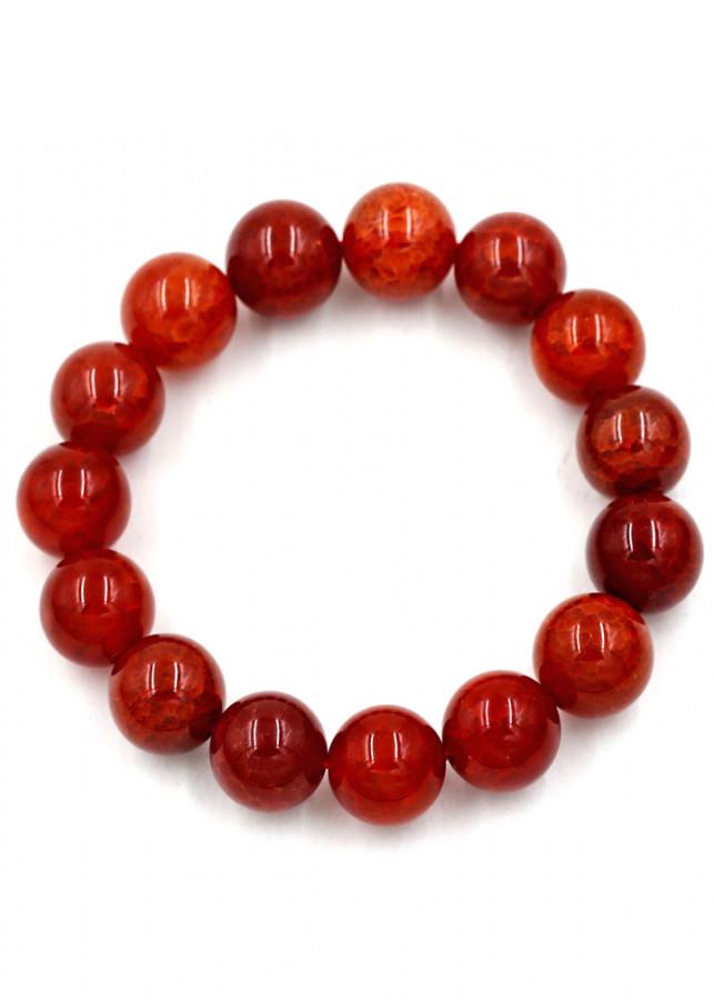 Vòng đeo tay chuỗi hạt đá vân rồng đỏ - Chuỗi hạt đeo tay phong thủy - Kích cỡ phù hợp cho nam - 2211700 , 5195818165531 , 62_14186783 , 400000 , Vong-deo-tay-chuoi-hat-da-van-rong-do-Chuoi-hat-deo-tay-phong-thuy-Kich-co-phu-hop-cho-nam-62_14186783 , tiki.vn , Vòng đeo tay chuỗi hạt đá vân rồng đỏ - Chuỗi hạt đeo tay phong thủy - Kích cỡ phù hợp