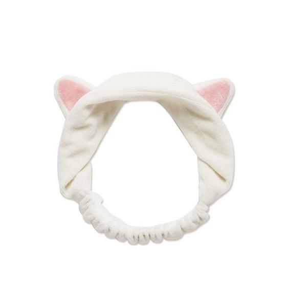 Băng đô rửa mặt tai mèo