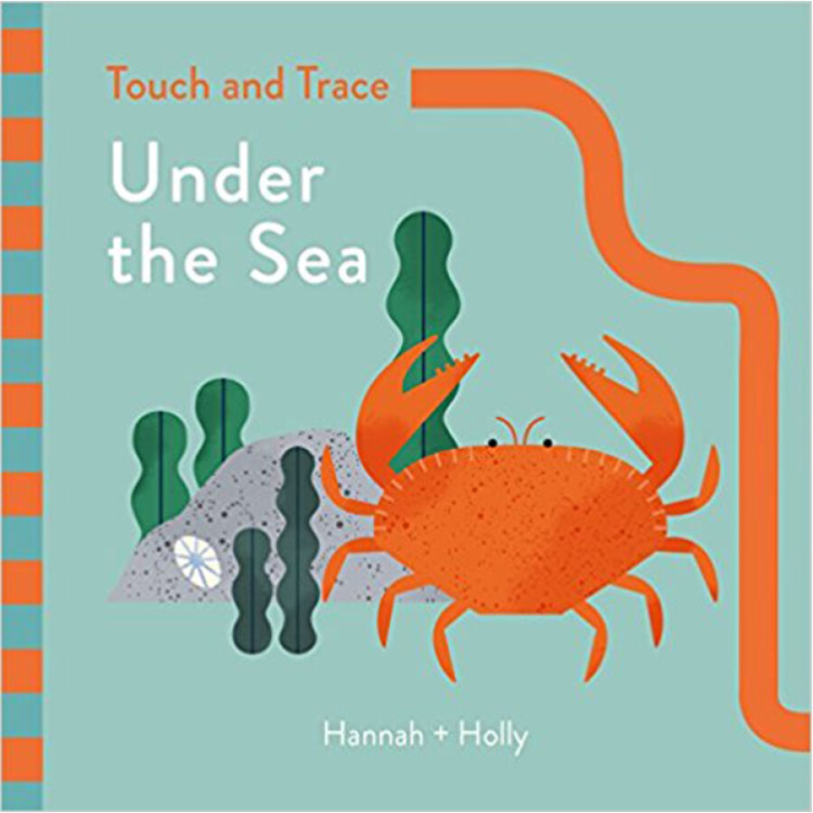 Hannah + Holly Touch andTrace: Under the Sea - 1235066 , 9584851600752 , 62_5263517 , 1240000 , Hannah-Holly-Touch-andTrace-Under-the-Sea-62_5263517 , tiki.vn , Hannah + Holly Touch andTrace: Under the Sea