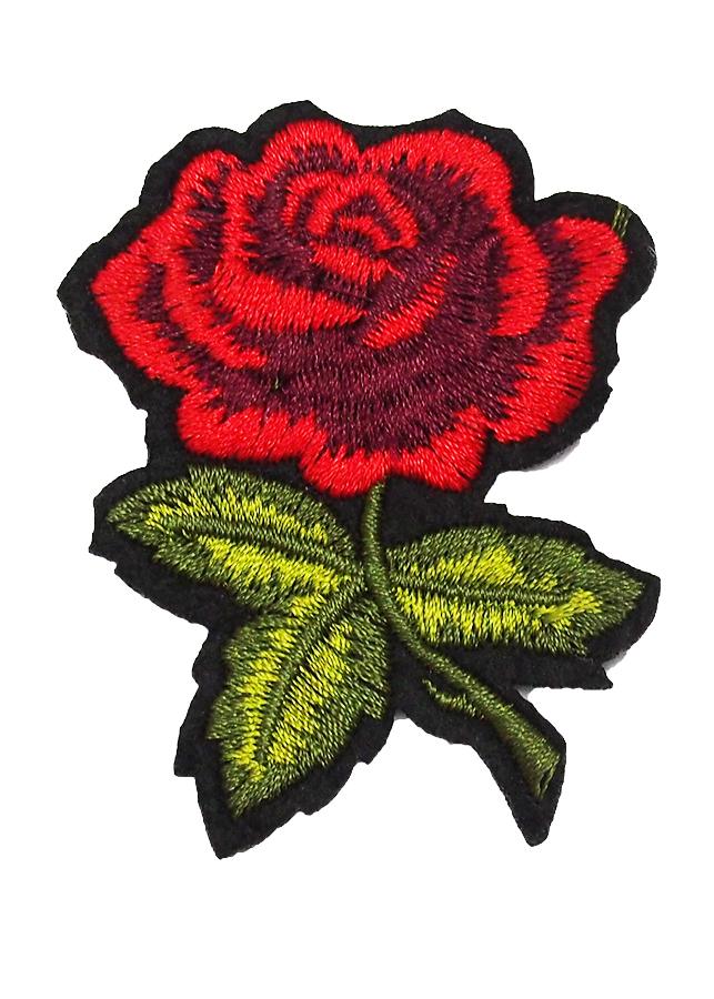 Patch ủi sticker vải - Hoa hồng đỏ 3 lá - 1479323 , 2982440066915 , 62_15359595 , 20000 , Patch-ui-sticker-vai-Hoa-hong-do-3-la-62_15359595 , tiki.vn , Patch ủi sticker vải - Hoa hồng đỏ 3 lá