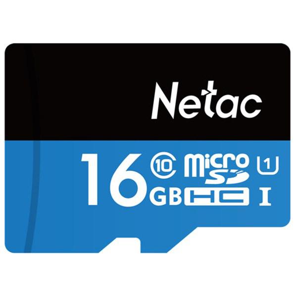 Thẻ Nhớ Micro SD Netac 16GB - Hàng Chính Hãng