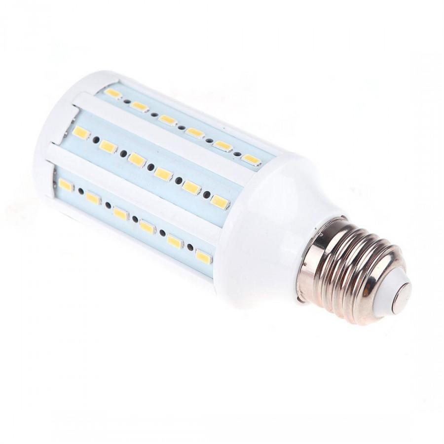 E27 12W 5730 Smd 60 Led Corn Bulb Bulb Festival Energy 360 Degrees (Ac 220V) Warm White