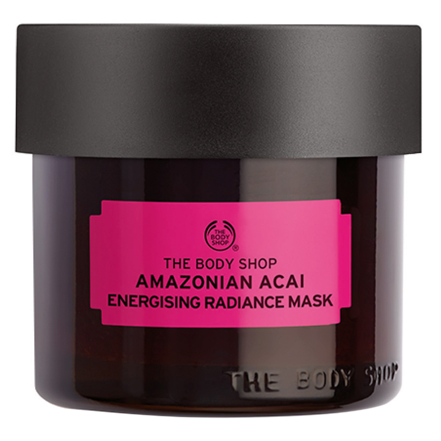 Mặt Nạ The Body Shop Amazonian Acai Energising Radiance (75ml)