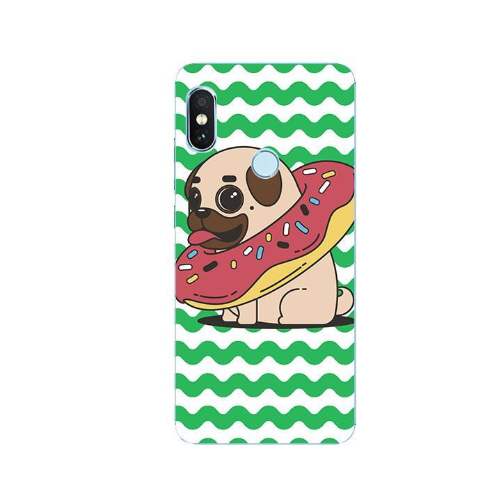Ốp Lưng Dẻo Cho Điện thoại Xiaomi Redmi Note 5 - Kute Dog 04