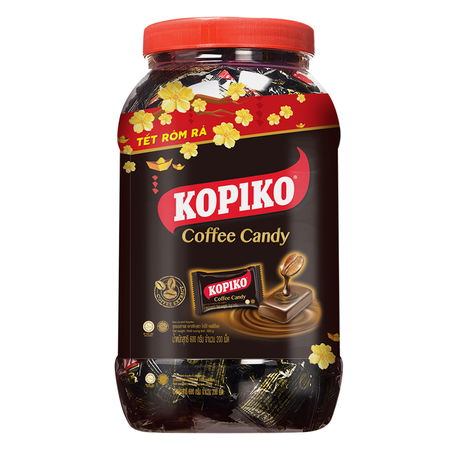 Kẹo Kopiko Coffee (600g)