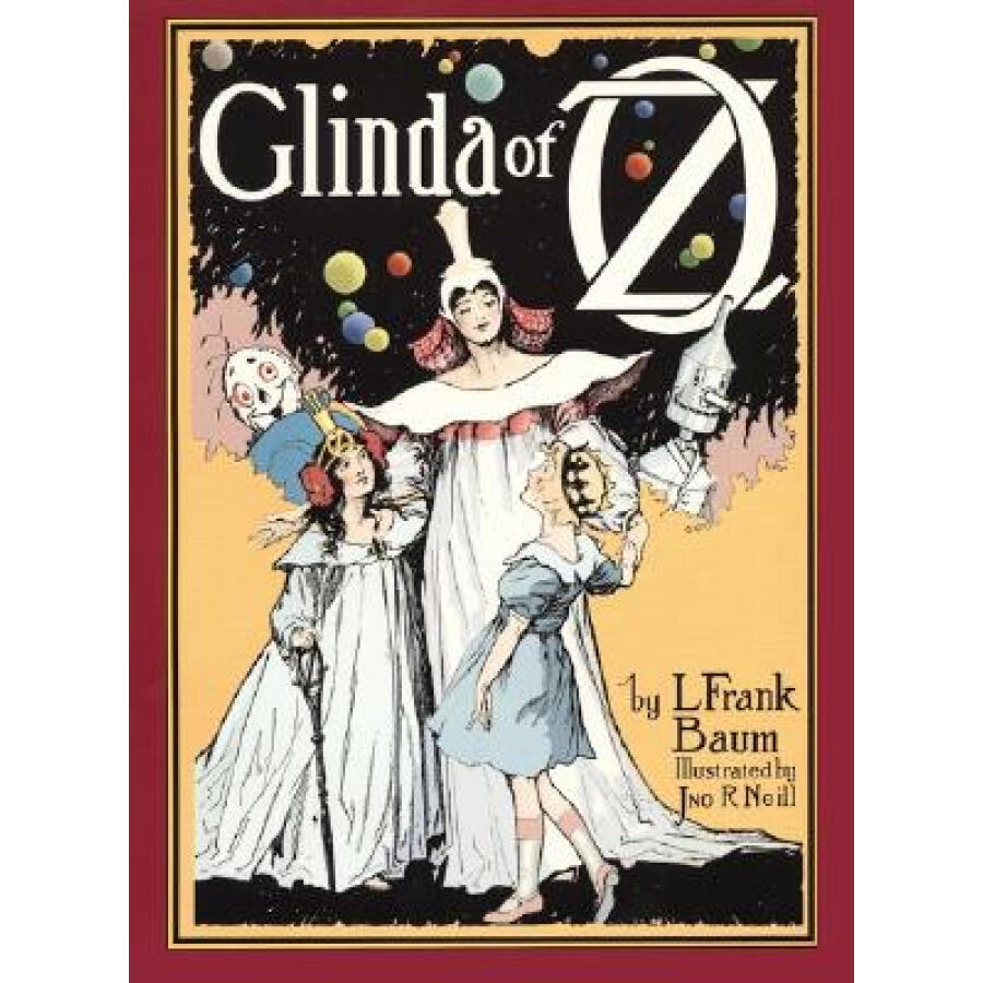 Glinda of Oz (Books of Wonder)