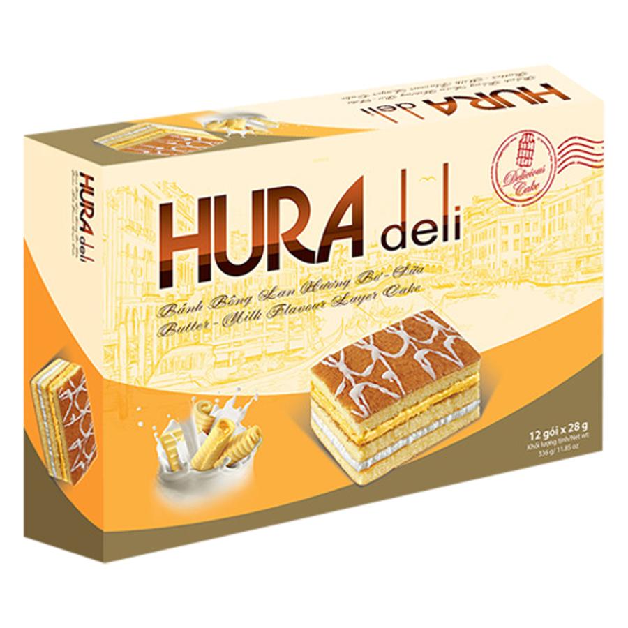 Bánh Hura Deli Bơ Sữa Bibica (336g) - 899163 , 8934609602360 , 62_1646423 , 44000 , Banh-Hura-Deli-Bo-Sua-Bibica-336g-62_1646423 , tiki.vn , Bánh Hura Deli Bơ Sữa Bibica (336g)
