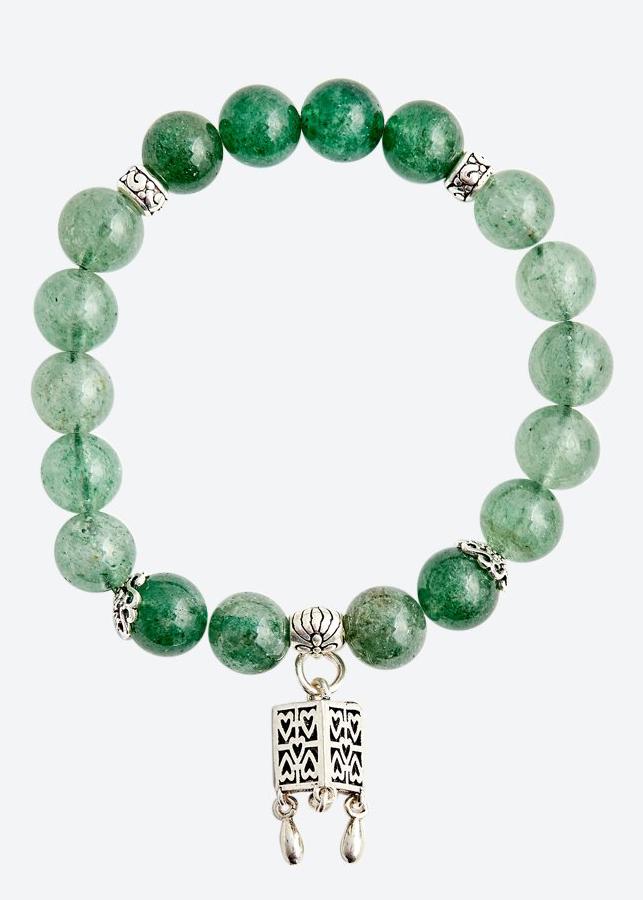 Vòng tay thạch anh rêu xanh charm lồng đèn Ngọc Quý Gemstones - 6048133 , 6193213296989 , 62_8034991 , 2590000 , Vong-tay-thach-anh-reu-xanh-charm-long-den-Ngoc-Quy-Gemstones-62_8034991 , tiki.vn , Vòng tay thạch anh rêu xanh charm lồng đèn Ngọc Quý Gemstones
