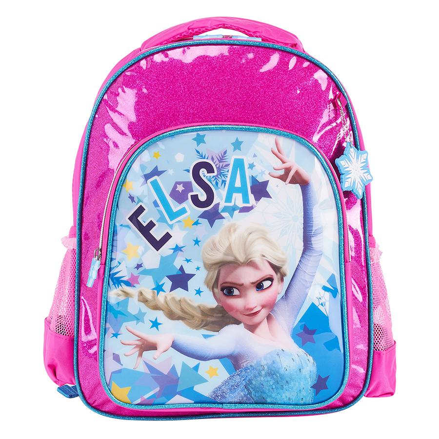Balo Bé Gái Disney Nữ Hoàng Băng Giá Elsa FZ91 560 14 inches