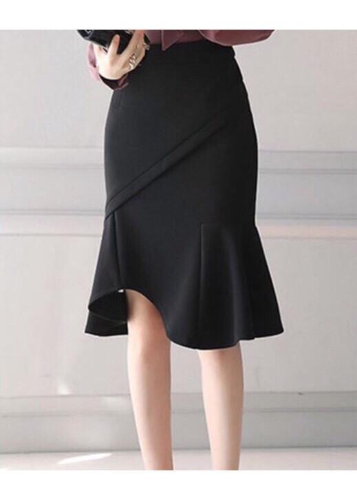 Chân Váy Đuôi Cá Phong Cách