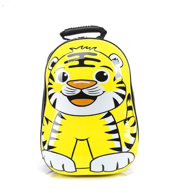 Balo đi học cho bé hình con hổ