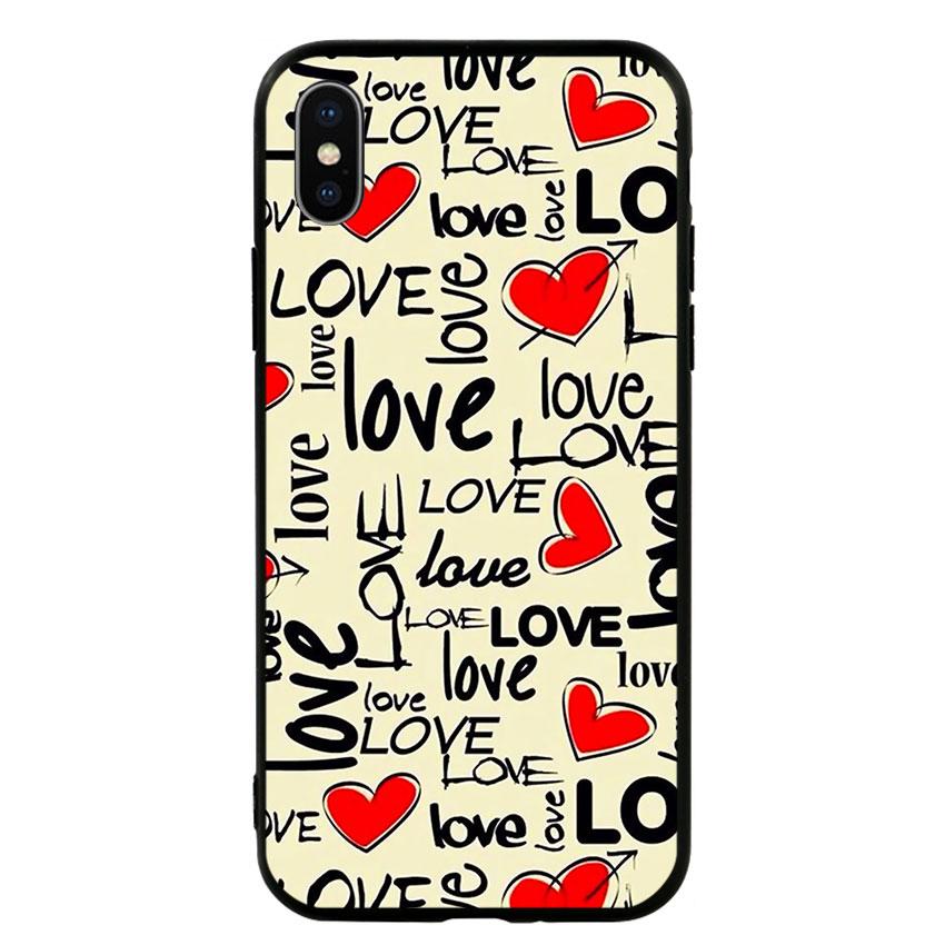 Ốp Lưng Viền TPU cho điện thoại Iphone X - Love 06 - 9527005 , 8501420921569 , 62_19305930 , 200000 , Op-Lung-Vien-TPU-cho-dien-thoai-Iphone-X-Love-06-62_19305930 , tiki.vn , Ốp Lưng Viền TPU cho điện thoại Iphone X - Love 06