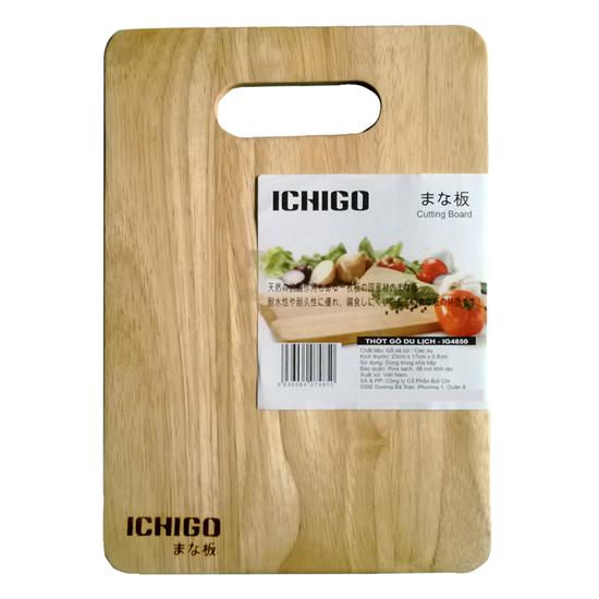Thớt gỗ xà cừ Ichigo IG-4850 (17 x 24 cm) - 955100 , 2491504293834 , 62_2175207 , 42000 , Thot-go-xa-cu-Ichigo-IG-4850-17-x-24-cm-62_2175207 , tiki.vn , Thớt gỗ xà cừ Ichigo IG-4850 (17 x 24 cm)
