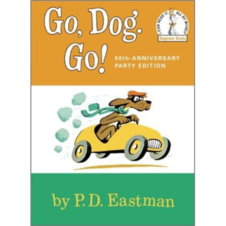 Go Dog. Go! - 1233038 , 3527649579157 , 62_5257943 , 181000 , Go-Dog.-Go-62_5257943 , tiki.vn , Go Dog. Go!