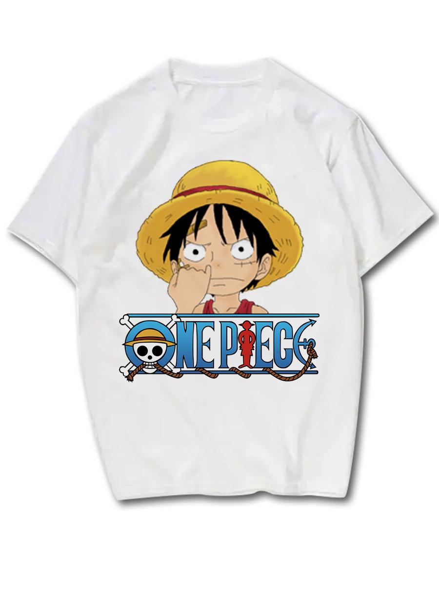 Áo thun One Piece Luffy độc đáo