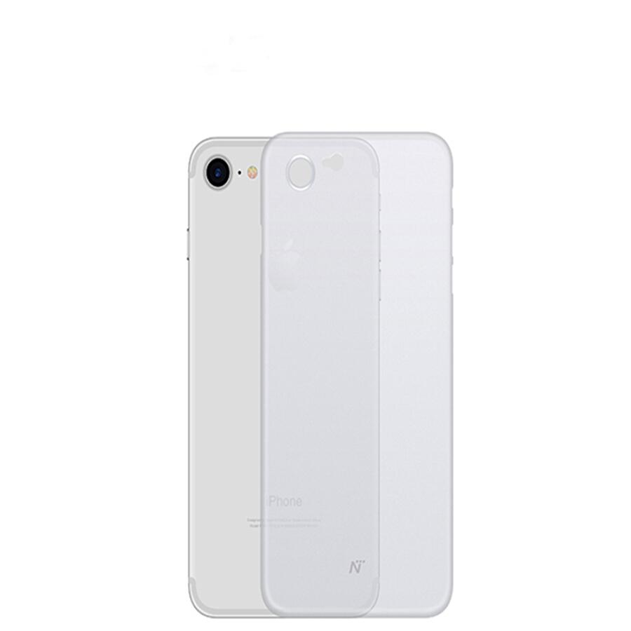Ốp Lưng Điện Thoại Iphone 7Plus Mềm Dẻo Chống Rơi Vỡ dành cho Nam Và Nữ NetEase - Dày 0.4mm, Trắng
