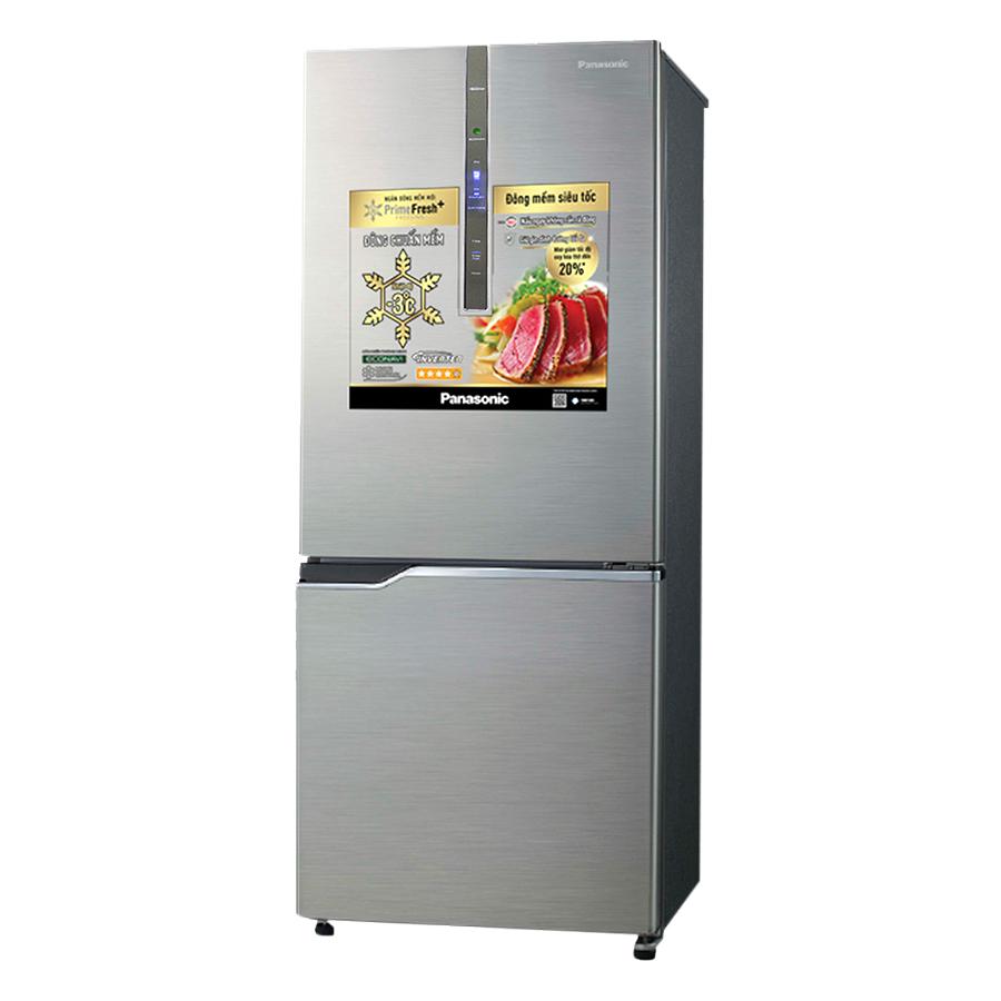 Tủ Lạnh Inverter Panasonic NR-BV289XSV2 (255L) - 1115560 , 5397167953733 , 62_14796921 , 11590000 , Tu-Lanh-Inverter-Panasonic-NR-BV289XSV2-255L-62_14796921 , tiki.vn , Tủ Lạnh Inverter Panasonic NR-BV289XSV2 (255L)