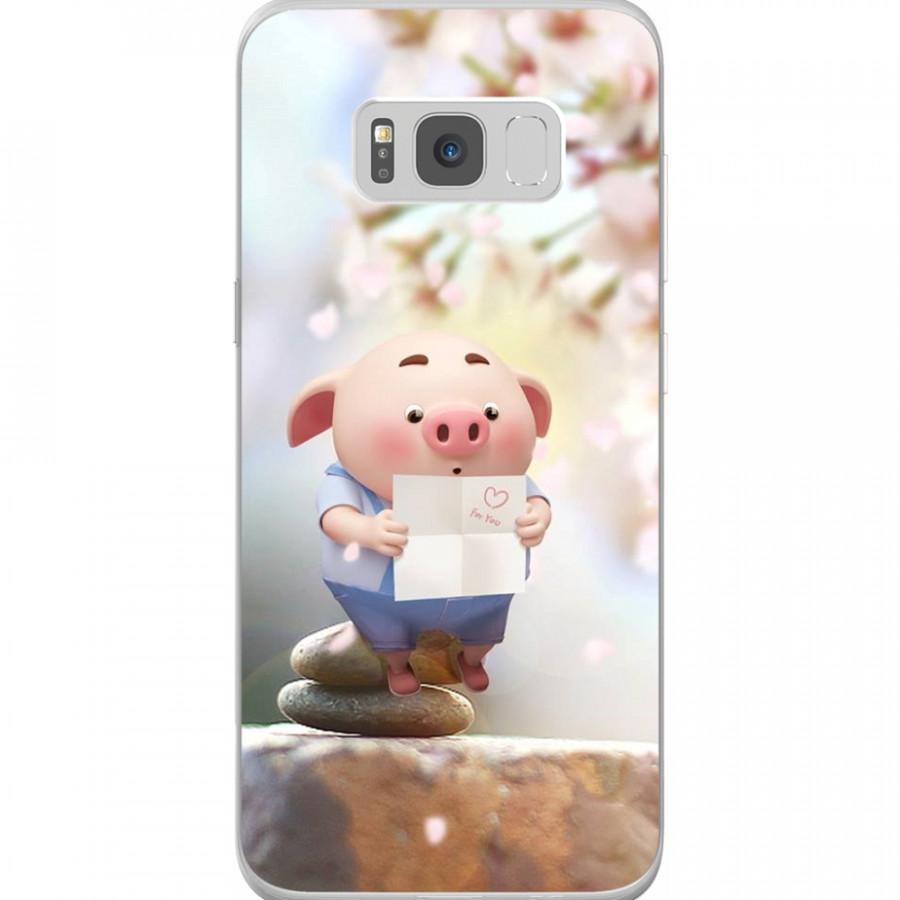 Ốp Lưng Cho Điện Thoại Samsung Galaxy S8 Plus - Mẫu aheocon 101