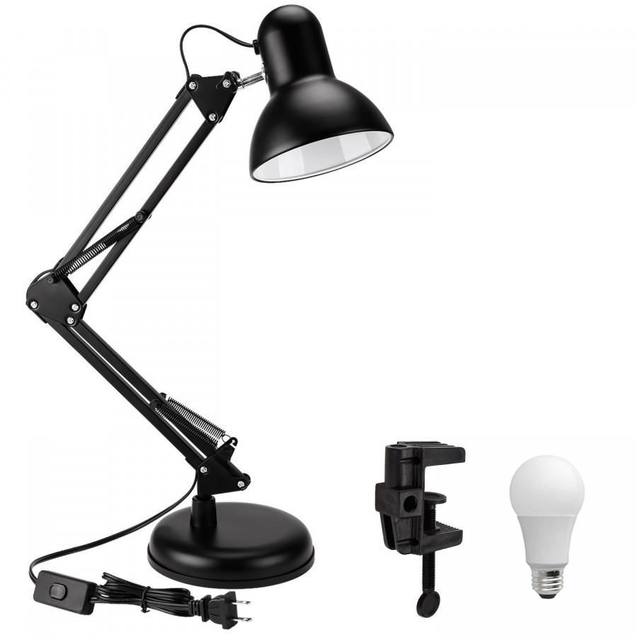 Đèn bàn học tập, làm việc, có chân kẹp bàn kiểu dáng Pixar + Tặng 1 bóng LED 7W vàng - 1610520 , 9573646515029 , 62_13143576 , 200000 , Den-ban-hoc-tap-lam-viec-co-chan-kep-ban-kieu-dang-Pixar-Tang-1-bong-LED-7W-vang-62_13143576 , tiki.vn , Đèn bàn học tập, làm việc, có chân kẹp bàn kiểu dáng Pixar + Tặng 1 bóng LED 7W vàng
