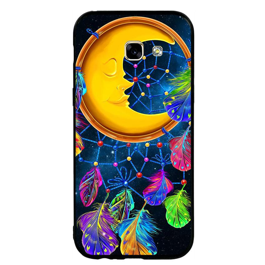 Ốp lưng nhựa cứng viền dẻo TPU cho điện thoại Samsung Galaxy A5 2017 -Dreamcatcher 10