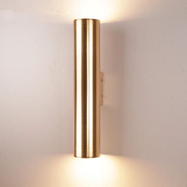 Đèn gắn tường trang trí hiện đại cao cấp hình ống trụ xi vàng bóng. - 7462090 , 3091242783933 , 62_15681652 , 1250000 , Den-gan-tuong-trang-tri-hien-dai-cao-cap-hinh-ong-tru-xi-vang-bong.-62_15681652 , tiki.vn , Đèn gắn tường trang trí hiện đại cao cấp hình ống trụ xi vàng bóng.