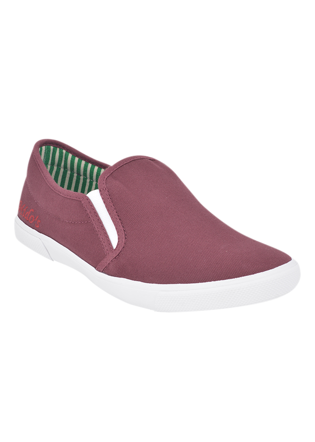 Giày Vải Nữ MIDO'S 79-MD5-RED - Đỏ