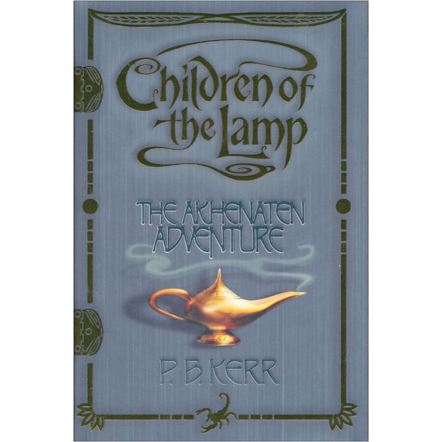 Children of the Lamp #01: The Akhenaten Adventure - 1227956 , 2981538755717 , 62_5244519 , 324000 , Children-of-the-Lamp-01-The-Akhenaten-Adventure-62_5244519 , tiki.vn , Children of the Lamp #01: The Akhenaten Adventure