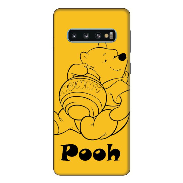 Ốp lưng điện thoại Samsung S10 Gấu Pooh