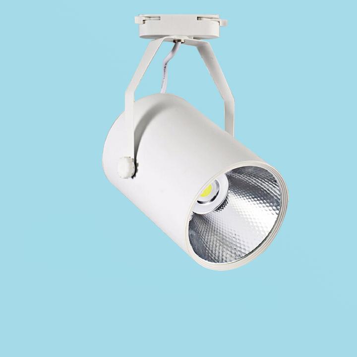 Đèn rọi ray 7W sáng trắng RR-COB-T-07