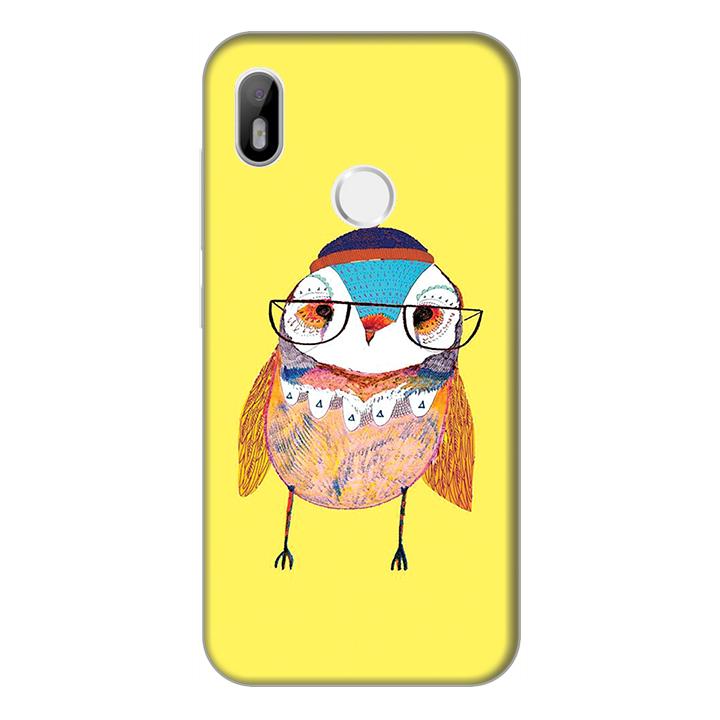 Ốp lưng điện thoại Vsmart Joy 1 hình Ong Vàng - Hàng chính hãng