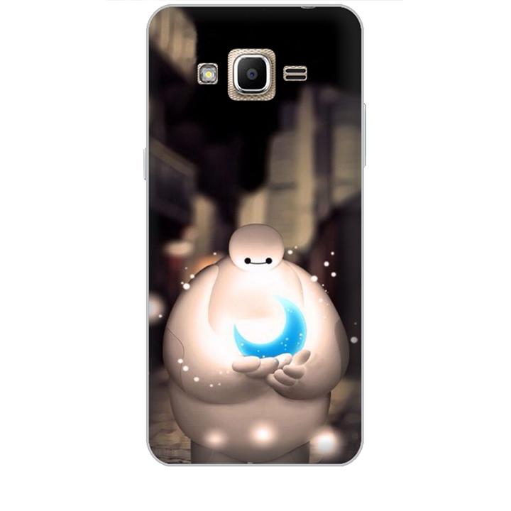 Ốp lưng dành cho điện thoại  SAMSUNG GALAXY J2 PRIME hình Big Hero Mẫu 05
