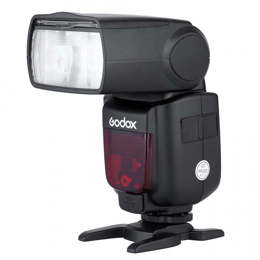 Đèn Chiếu Sáng Không Dây GODOX TT685C E-TTL 2.4G Cho Máy Ảnh Canon