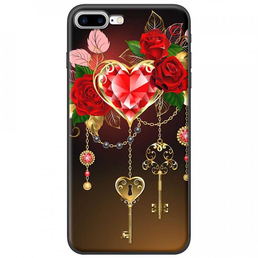 Ốp lưng  dành cho iPhone 7 Plus mẫu Chìa khóa tình yêu - 18552483 , 1689684076250 , 62_20564342 , 150000 , Op-lung-danh-cho-iPhone-7-Plus-mau-Chia-khoa-tinh-yeu-62_20564342 , tiki.vn , Ốp lưng  dành cho iPhone 7 Plus mẫu Chìa khóa tình yêu