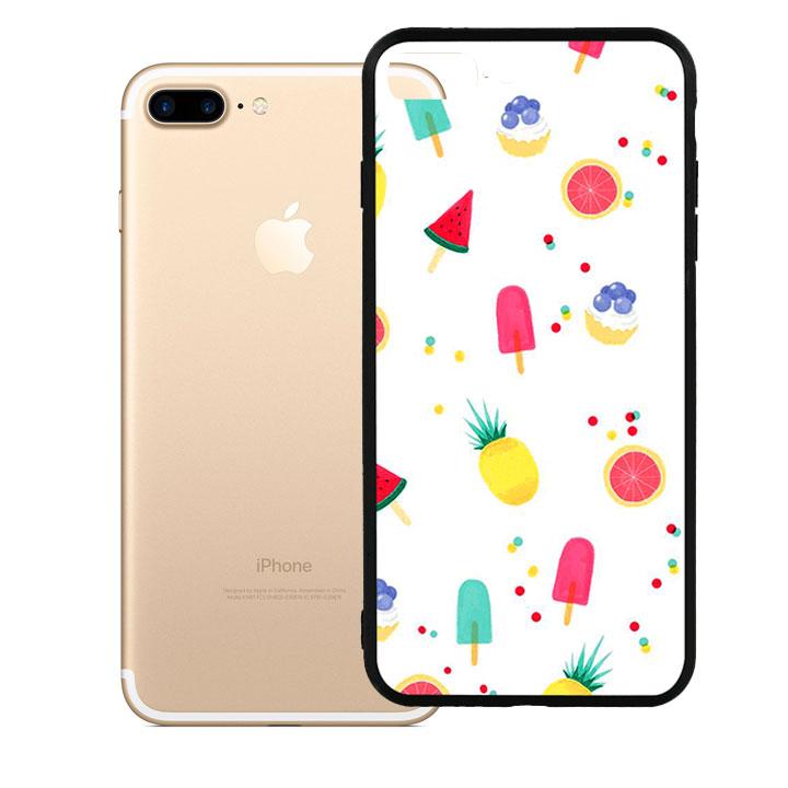 Ốp lưng viền TPU cho Iphone 7 Plus - Summer 01