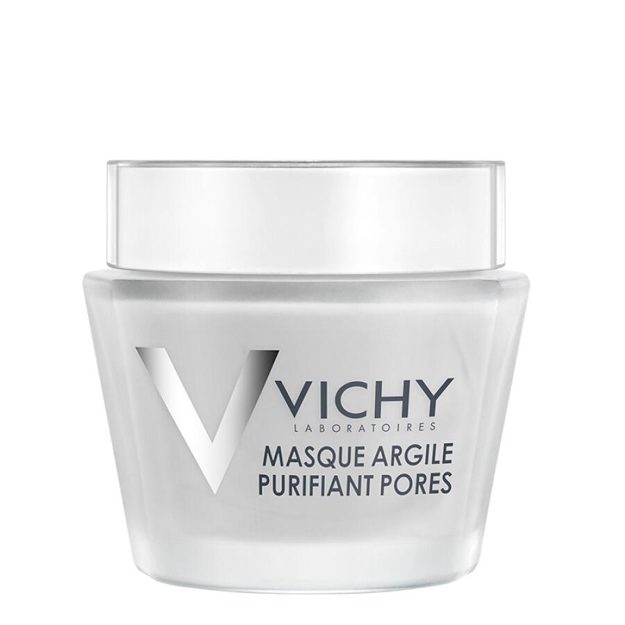 VICHY (VICHY) pores purification mineral mud mask 75ml (clean mask fine pores)